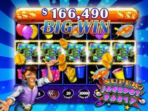 """Ejemplos de tragaperras con jackpot son """"Jackpot Party"""" y """"Super Jackpot Party"""". Consejos para jugar en jugartragamonedas.org"""